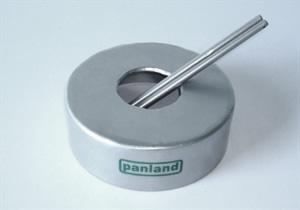 panland パンランド アイアン メタルパーカッション アイアン スモールサイズ スティック 付
