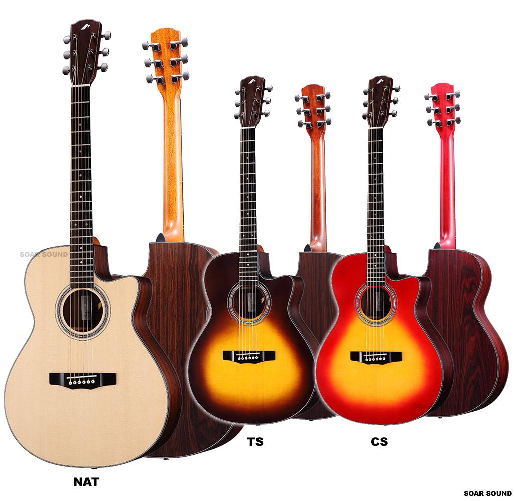 Morris モーリス エレアコ R-14 アコースティックギター グランドオーディトリウム ベネチアン HAND MADE PREMIUM ハンドメイドプレミアムシリーズ