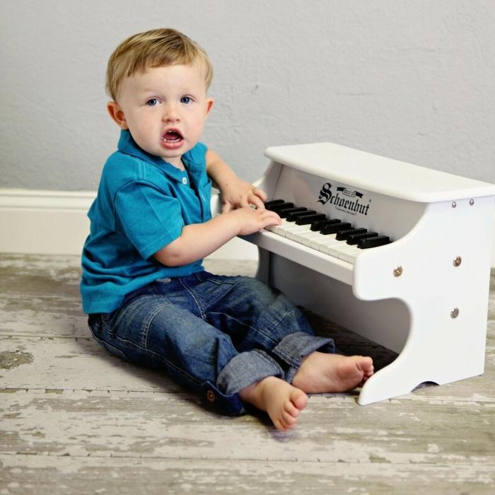 Schoenhut シェーンハット トイピアノ My First Piano 25Key おもちゃ の ミニチュア ピアノ 25鍵 キッズ TableTop Pianoシリーズ 正規輸入品 ミニピアノ