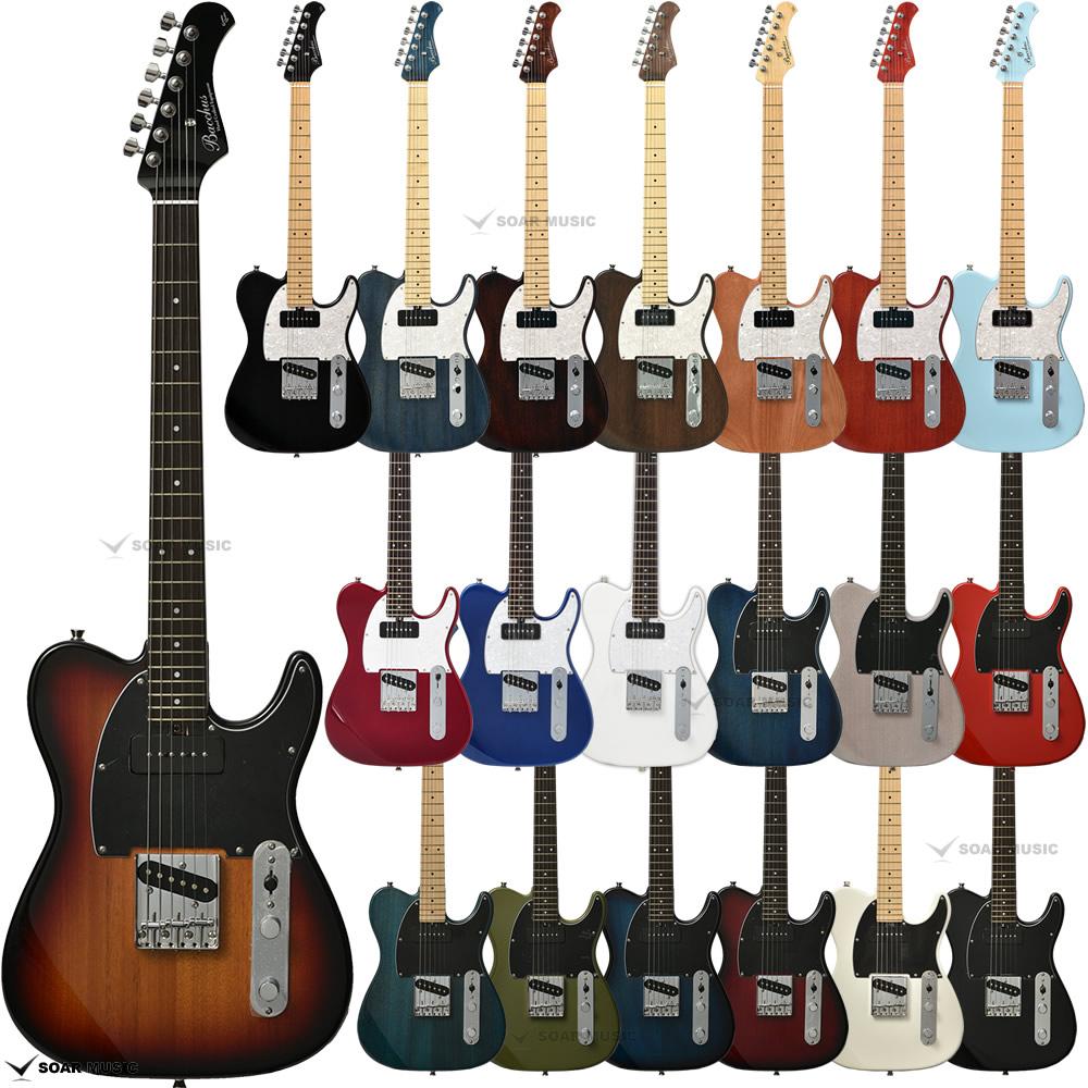Bacchus バッカス TACTICS PLD グローバルシリーズ Global Series エレキギター テレキャスタータイプ ギター