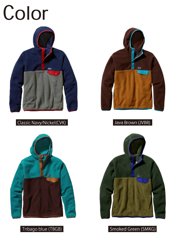Patagonia patagonia SYNCHILLA SNAP-T HOODY Chinchilla snap foodie fleece pullover Hoodie outdoor 2014 fall winter mens (25461)