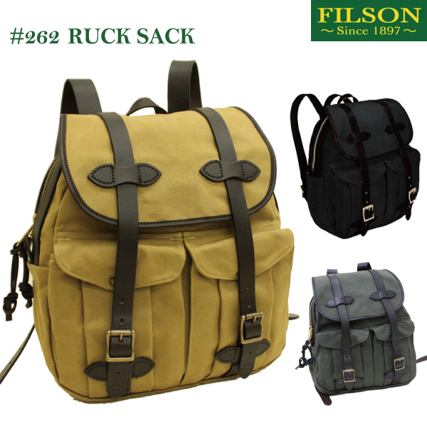 SoCal WORKS CO.LTD -GOLDEN WEST-  Filson FILSON rucksack (262 ... 74d93cb773