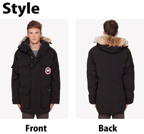 Canada Goose Dame Navy Expedition Parka