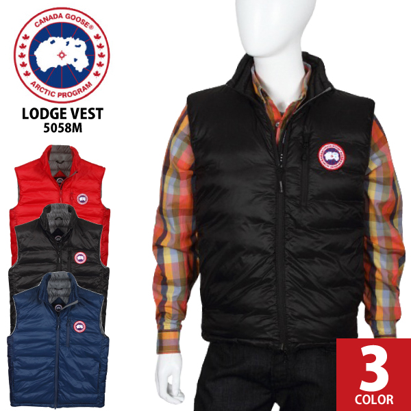 canada goose lodge quilted gilet