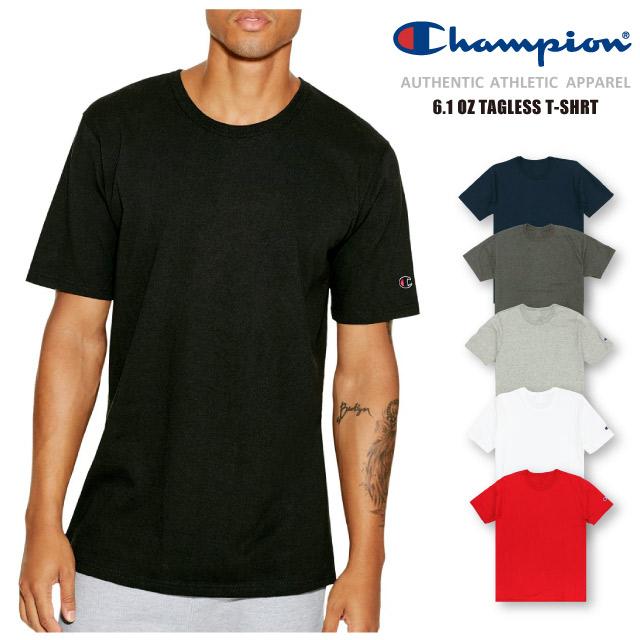 Champion Men/'s Short Sleeve Crew Neck Athletic T-Shirt