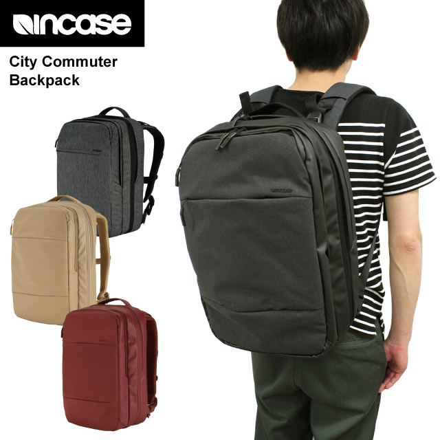 3be5b2eeac67 LTD -GOLDEN WEST-  In case INCASE city commuter backpack CITY COMMUTER  BACKPACK rucksack MacBook Pro 15-adaptive iPad PC notebook PC tablet PC bag  ...