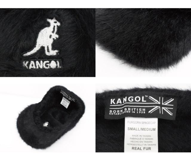 d8153910a5b カンゴール KANGOL ファーゴラ スペース キャップFURGORA SPACE CAP 帽子 ハット ローキャップ ツバ ロゴ カンガルー ふわふわ