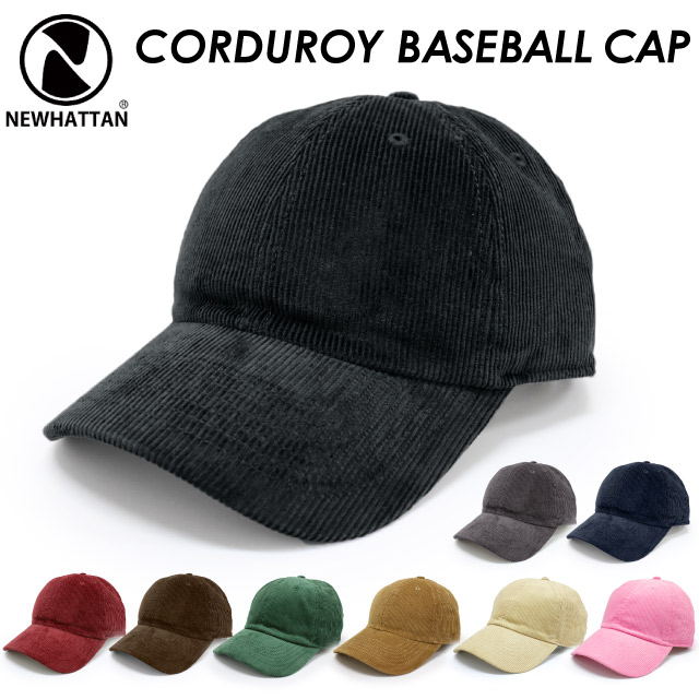 0a1d448988d LTD -GOLDEN WEST-  ニューハッタン NEWHATTAN corduroy baseball cap CORDUROY BASEBALL  CAP low cap Cody Roy cotton plain fabric hat 6 panel men gap Dis is ...