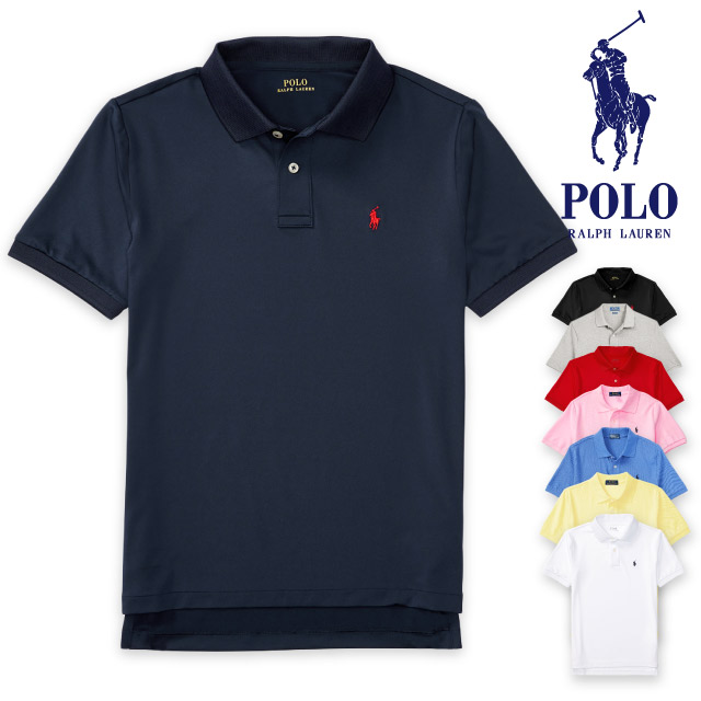 reliable quality cheap sale wide selection Polo Ralph Lauren boys POLO Ralph Lauren BOYS Ralph Kanoko classic short  sleeve polo shirts men's (men's) women's (women's) for both (323102717)