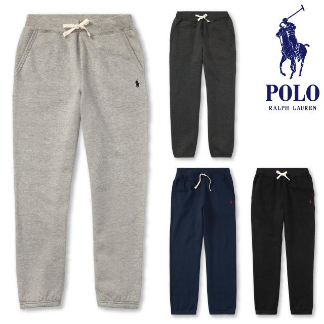 Polo Ralph Lauren Boys POLO Ralph Lauren BOYS cotton blend fleece jogger sweat shirt underwear back raising pony men