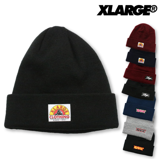 LTD -GOLDEN WEST-  Extra large XLARGE X-LARGE knit cap beanie cap watch cap  hat gorilla logo emblem embroidery men gap Dis is unisex  67d5bebdedc