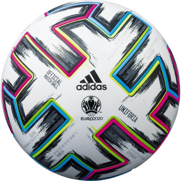 アディダス 2020 AF520 AF520 ユニフォリア 試合球 UEFA EURO2020 公式試合球 サッカー ボール 5号球