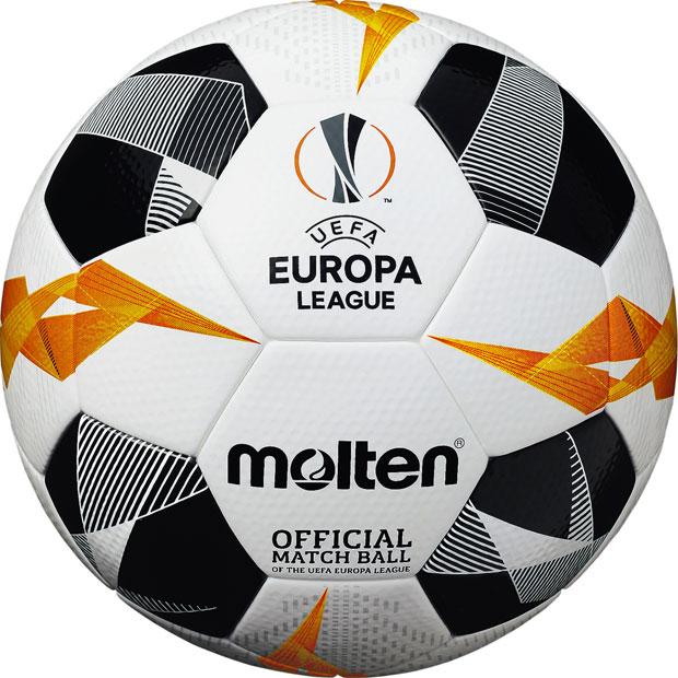 モルテン F5U5003G9 UEFA ヨーロッパ リーグ 2019-20 試合球 サッカー ボール 5号