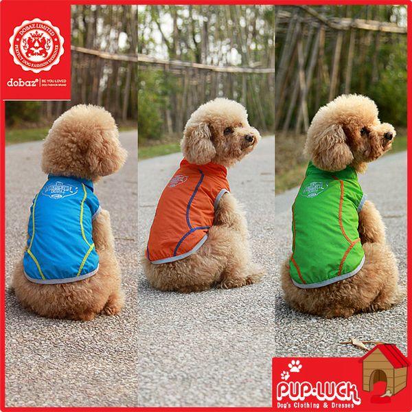 【dobaz(ドバズ)】サンプロテクトシャツ■ドッグウェア■ペットウェア/ドッグウエア/小型犬用品/dogwear/いぬ用/ワンちゃん用/かわいい犬の洋服/紫外線/暑さ/夏用/夏服/犬の服