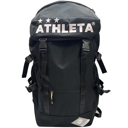 アスレタ ATHLETA バックパック ブラック アウトレット☆送料無料 35L 高品質新品 サッカー 70 リュック 05252 フットサル カバン バッグ
