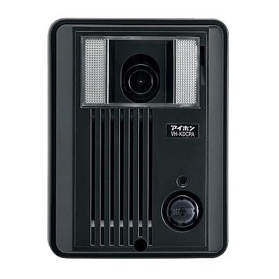 【送料無料】[ VH-KDCPA-B ] アイホン セキュリティテレビドアホン カメラ付玄関子機 [ VHKDCPAB ]