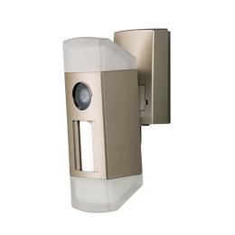 【送料無料】[ WJW-LC-T ] アイホン ロコタッチ7 センサーライトカメラ 【電源直結式】 [ WJWLCT ]
