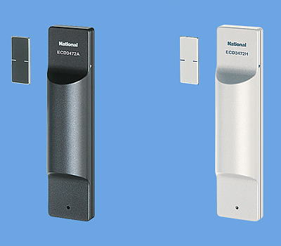 Panasonic Electric Works easy Mahler wireless door sensors transmitters (with receiving instrument with alarm function) (rain-proof type) & social | Rakuten Global Market: Panasonic Electric Works easy Mahler ...