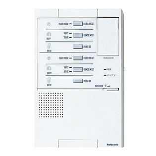 【送料無料】[ WQN45331W ] パナソニック 電気錠操作ユニット(2回路)(露出型) [ WQN45331W ]