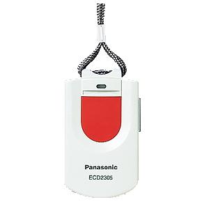 [ ECD2305 ] パナソニック マモリエ ワイヤレスセキュリティシステム ワイヤレスペンダント 発信器 [ ECD2305 ]