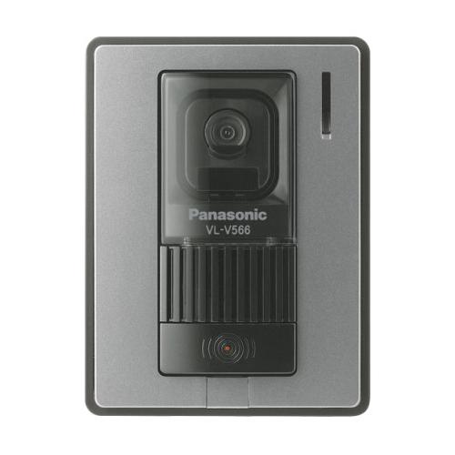 [ VL-V566-S ] パナソニック テレビドアホン カメラ付玄関子機 [ VLV566S ]
