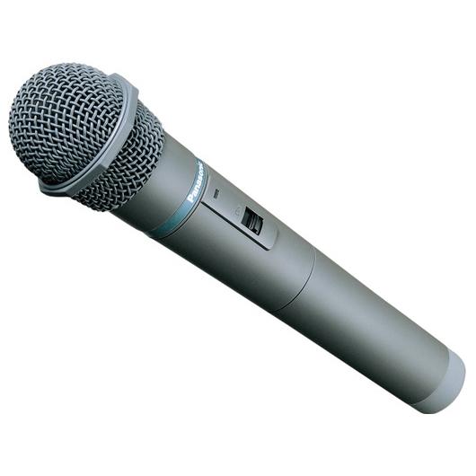 【送料無料】[ WX-1700 ] Panasonic パナソニック ワイヤレスマイク 300MHz帯PLL スピーチ用 [ WX1700 ]
