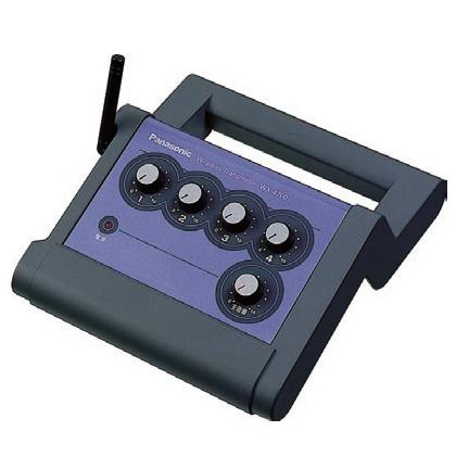 【送料無料】[ WX-4700 ] パナソニック 800MHz帯 ポータブルワイヤレス送信機 [ WX4700 ]