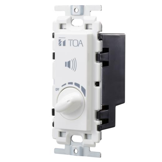 [ AT-605A ] TOA アッテネーター トランス式アッテネーター (パネル別売) [ AT605A ]
