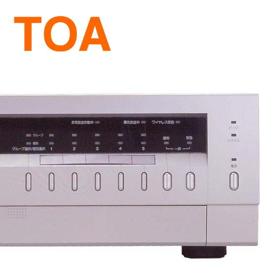 【送料無料】[ TA-2120 ] TOA PAアンプ 卓上型アンプ 120W [ TA2120 ]