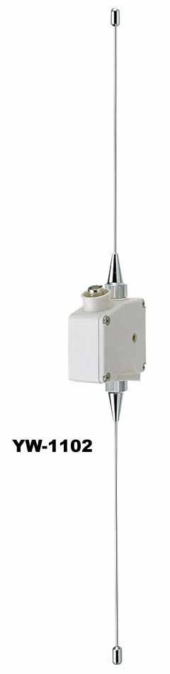 新品 送料無料 YW-1102 TOA 300MHz帯 YW1102 メーカー再生品 ワイヤレスガイドシステム アンテナ