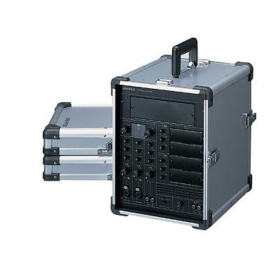 【送料無料】[ CGA-200 ] UNIPEX ユニペックス ポータブルアンプ キャリングアンプ (CDなし)Digital AC100V 出力(100W x 2)タイプ [ CGA200 ]