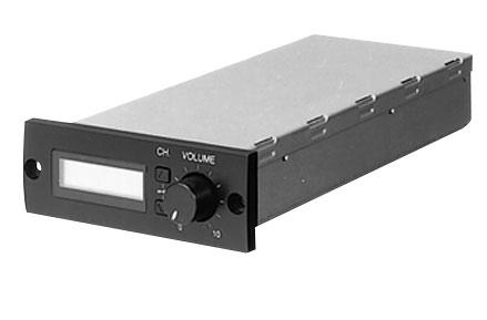 [ DU-8030 ] UNIPEX ユニペックス ワイヤレスシステム 800MHz帯 (ダイバシティ) ワイヤレスチューナーユニット [ DU8030 ]