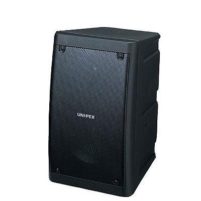【送料無料】[ EWS-120 ] UNIPEX ユニペックス APAコミュニケーションサウンドシステム 防滴形2ウェイスピーカー イベント用ハイパワースピーカー (ブラック) [ EWS120 ]