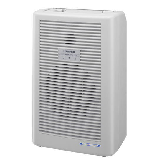 [ WA-862A ] UNI-PEX ユニペックス 800MHz帯 ワイヤレスアンプ(ダイバシティ) [ WA862A ]