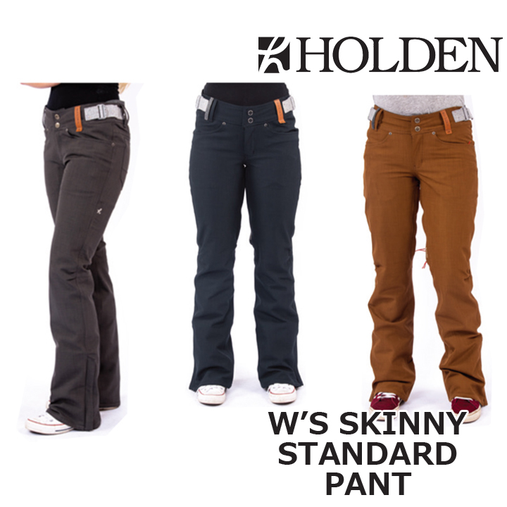 HOLDEN ホールデン W'S SKINNY STANDARD PANT 16-17 送料無料 30%OFF