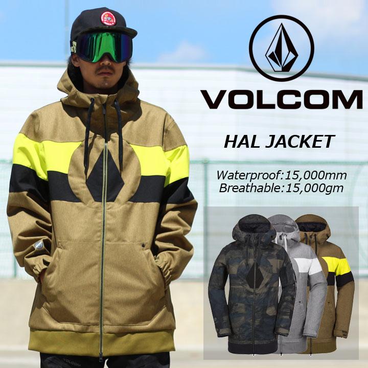 17-18 VOLCOM ボルコム HAL JACKET MENS メンズ 国内正規品 30%OFF