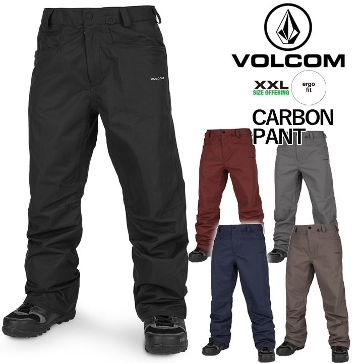 19-20 VOLCOM ボルコム CARBON PANT カーボンパンツ MENS メンズ 国内正規品 送料無料 予約商品