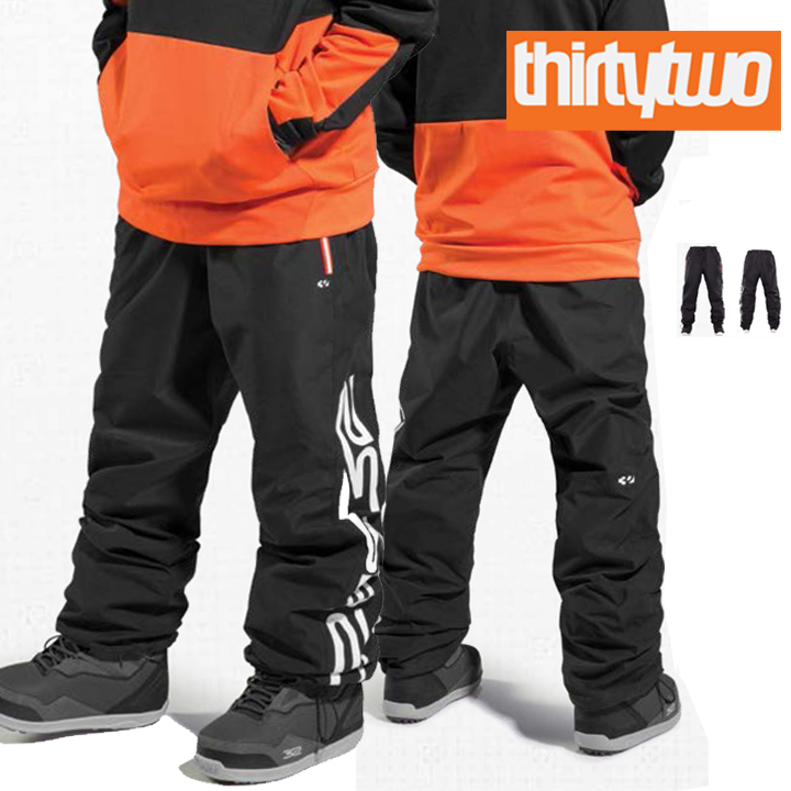 20-21 THIRTYTWO サーティーツー SWEEPER PANT スノーボードウェアー メンズ パンツ スノボウェアー 正規品