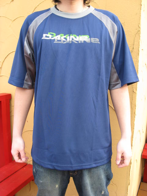 DAKINE FIRST LAYER Switch Jersey S/S NY/CL 【L】