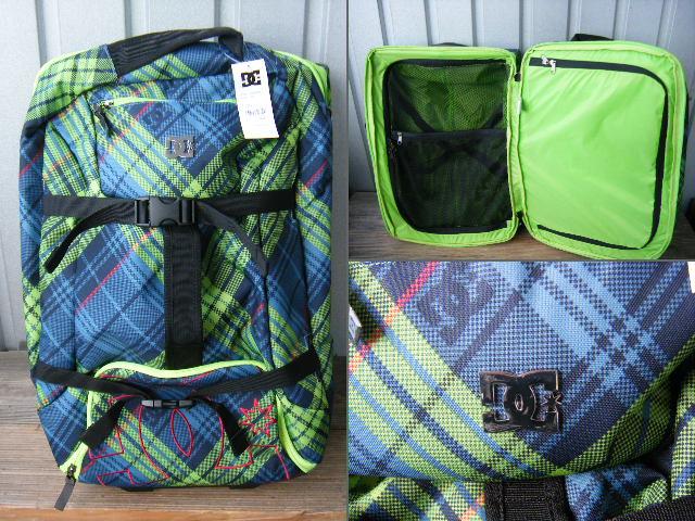 09 fall/winter DC SHOES DOM Traveler BAG DOM 53350022