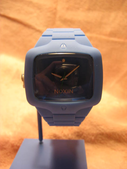 ≪送料無料≫NIXON LIMITED WATCH Rubber Player Blue