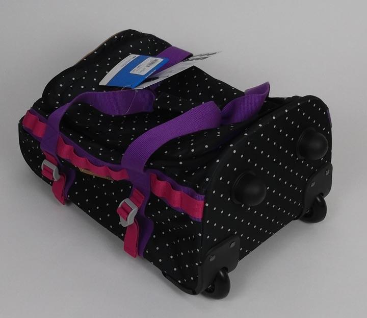≪一万円以上で送料無料≫ Columbia Cedrela Roll Bag BL/WH Dot PU7048-011