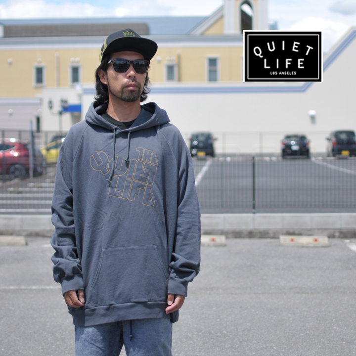 THE QUIET LIFE クワイエットライフ QUIE HOODED PARKER 50%OFF