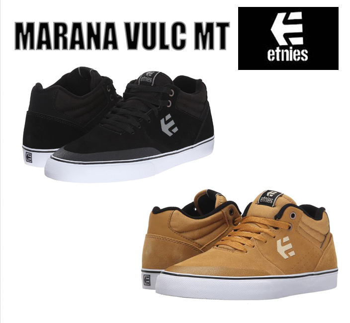 ETNIES エトニーズ MARANA VULC MT マラナバルカナイズミット スケート/シューズ 10%OFF【mi】