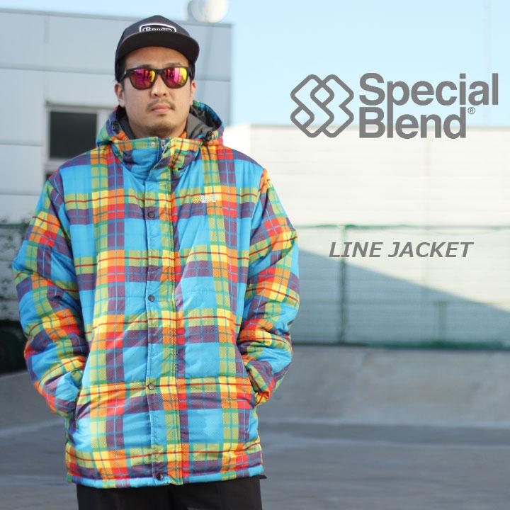 SPECIALBLEND スペシャルブレンド LINE JACKET ラインジャケット 50%OFF
