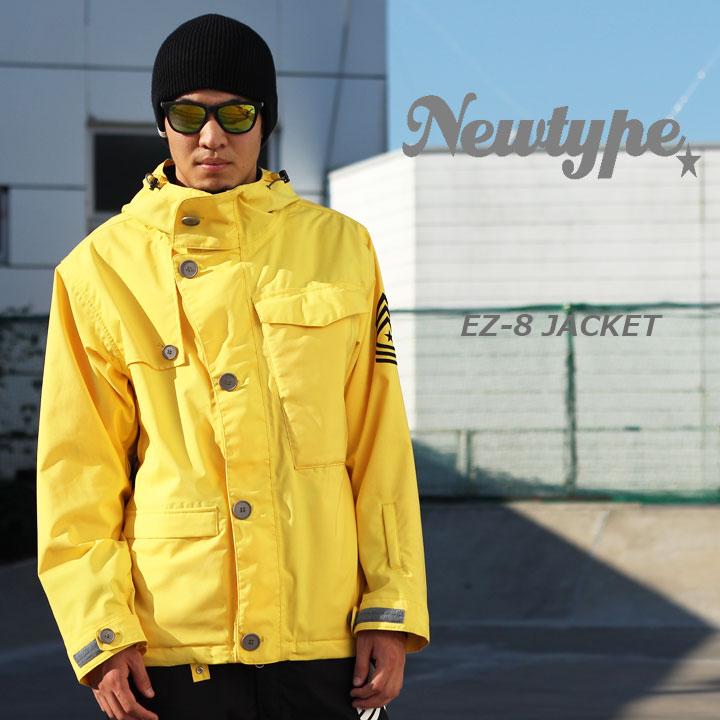 NEWTYPE ニュータイプ EZ-8 JACKET イーゼットエイトジャケット 40%OFF