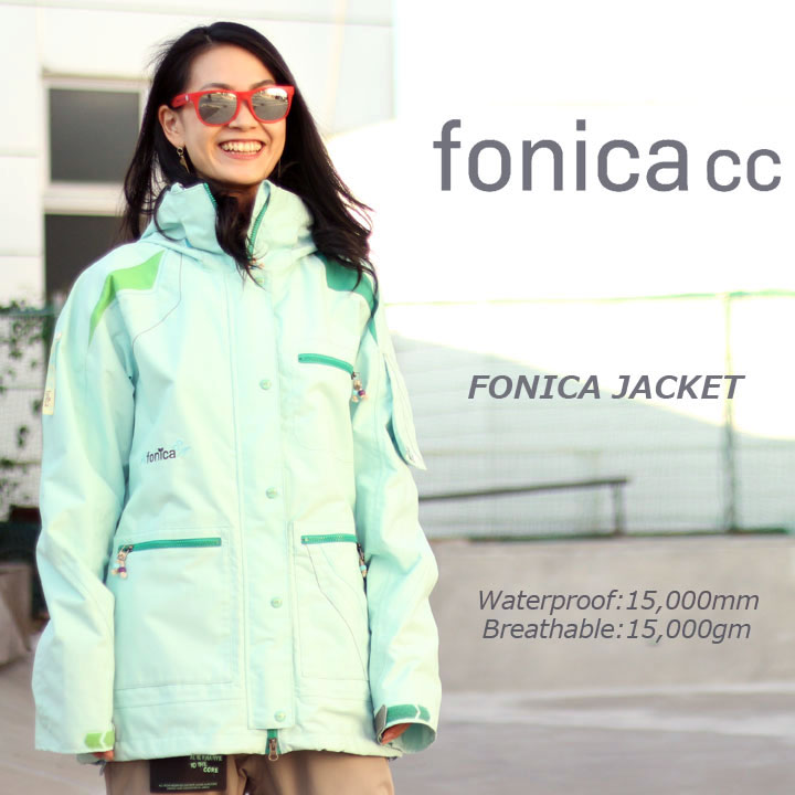 FONICA CC フォニカ FONICA JACKET フォニカジャケット 40%OFF