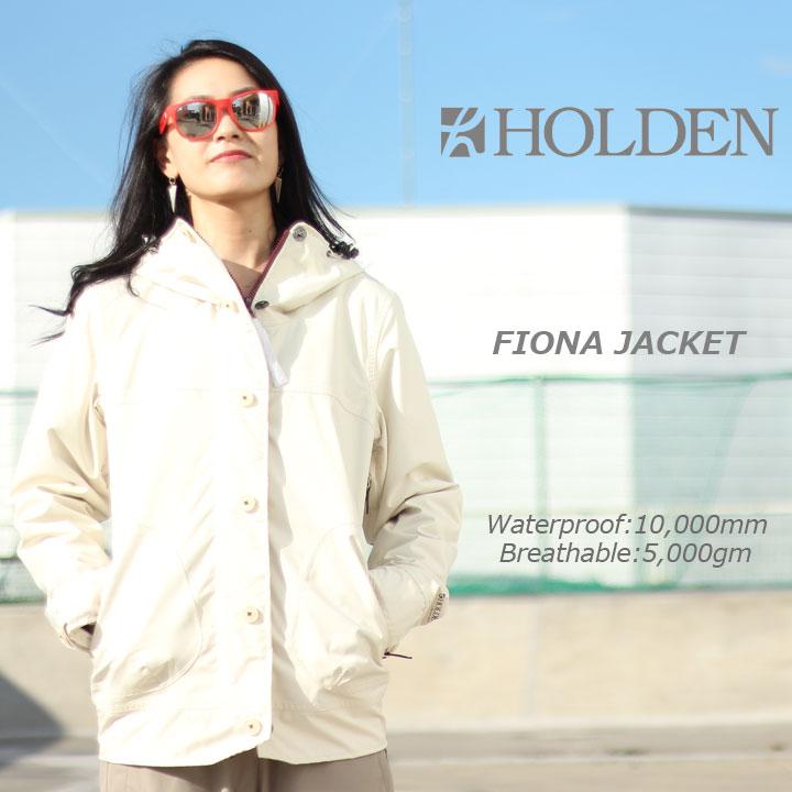 HOLDEN ホールデン FIONA JACKET フィオナジャケット 30%OFF