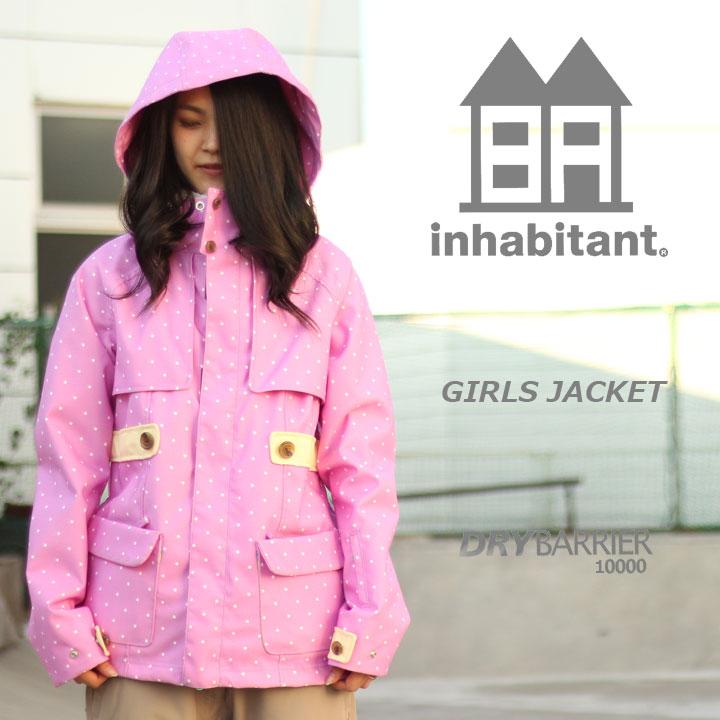 INHABITANT インハビタント GIRLS JACKET ガールズジャケット IH382OT51 30%OFF