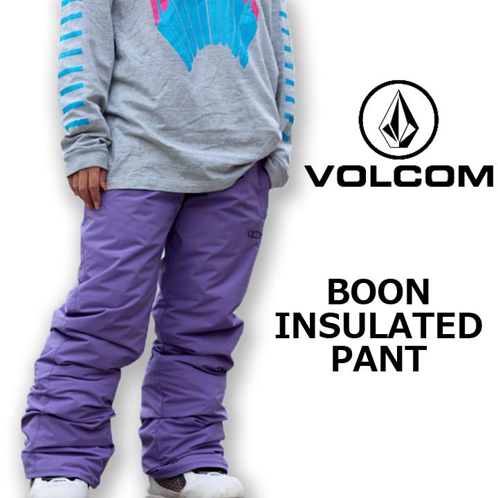 VOLCOM ボルコム BOOM INSULATED PANT ブームインスラテッドパンツ 40%OFF 送料無料